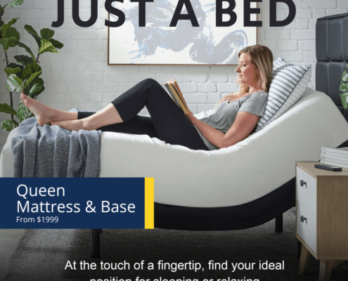 More than just a bed